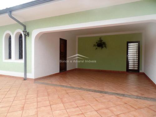 Imagem 1 de 30 de Casa À Venda Em Parque Taquaral - Ca012012