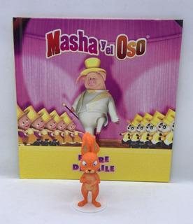 Masha Y El Oso Nº 12 Ardilla