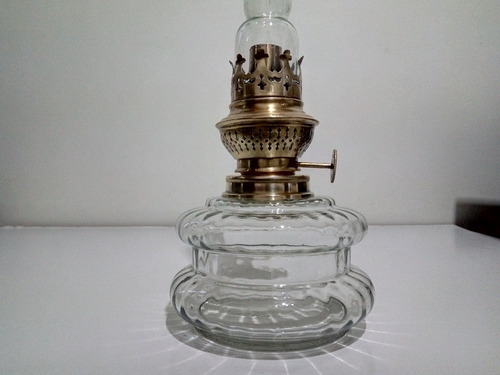 Lampião Antigo  Kosmos Brenner Com Mais De 100 Anos