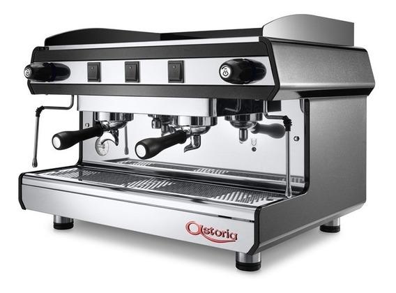 Maquina De Café Tanya R 2 Grupos Expresso Marca Astoria