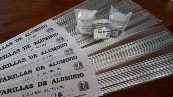 Varillas De Aluminio Con Fundente Para Soldar Radiad,cond, I