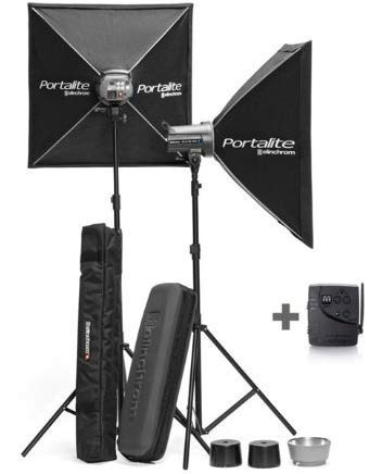 Flash Elinchrom Kit D-lite Rx 4 400w
