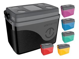 Combo 3 Cooler 30, 15 E 7.5 Litros Caixa Térmica Unitermi