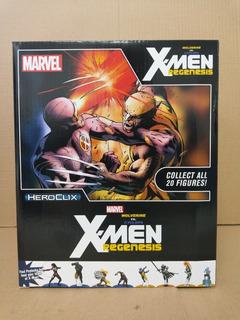Marvel X-men Genesis Heroclix Cu