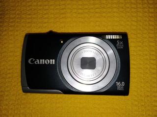 Cámara Canon A2600 16 Megapixeles