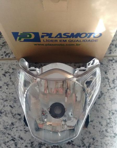 Bloco Farol Otico Mod Titan 150 2011 Produto De Qualidade