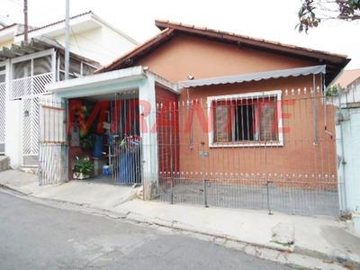 Casa Terrea Em Vila Mazzei - São Paulo, Sp - 320274