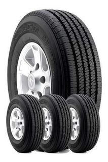 Combo 4 Neumáticos 215/65 R16 98t Dueler Ht 684 Bridgestone
