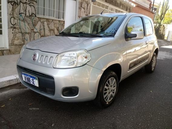 Fiat Uno Vivace 1.0 Flex 2012 Básico