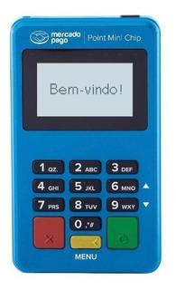 Point Mini Chip - A Maquininha De Cartão Do Mercado Pago