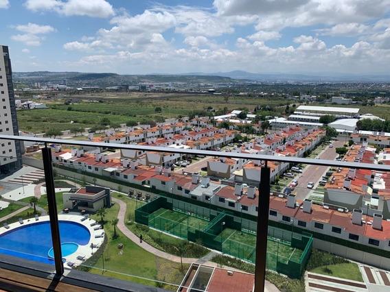 Departamento En Renta, Juriquilla Biosfera // Rdr190925-tk
