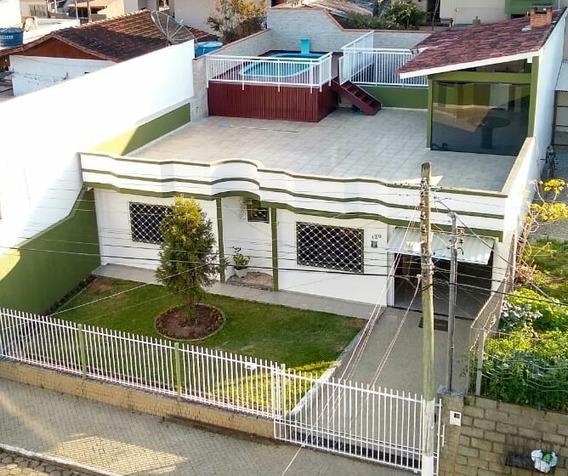 Casa Em Monte Alegre, Camboriú/sc De 149m² 4 Quartos À Venda Por R$ 540.000,00 - Ca267266