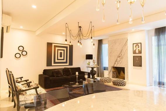 Casa Mobiliada Com 6 Dormitórios E 3 Garagens - Id: 892987368 - 287368