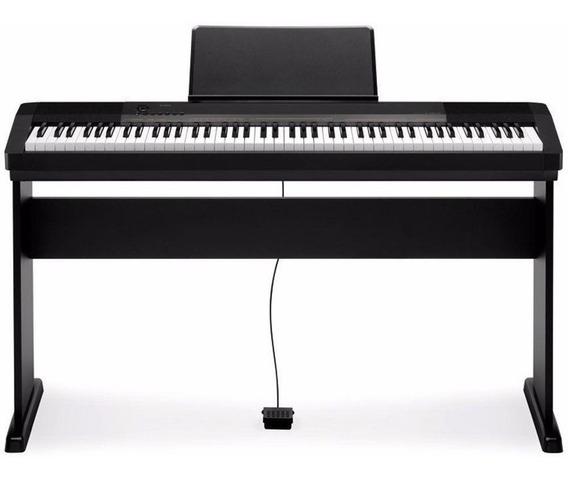 Piano Casio Cdp-135 I Cdp 135 I Suporte Casio Cs44p Grátis