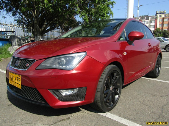 Seat Ibiza At Hatch Back