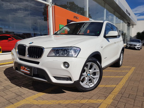 Bmw X3 2.0 Xdrive20i 5p Blindada - 2013/2014