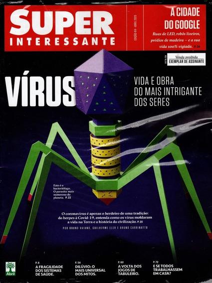 Superinteressante Nº 414 - Vírus