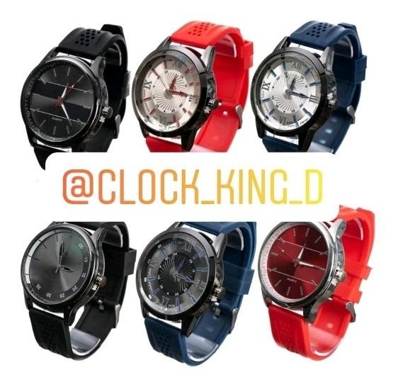 Kit/10 Relógios+caixinhaImportados