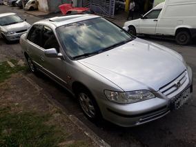 Honda Accord 2.3 Exr 4p 2001