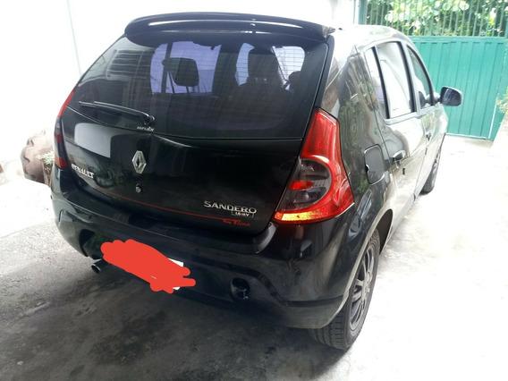 Renault Sandero 1.6 Gt Line Hi-power 5p 2011
