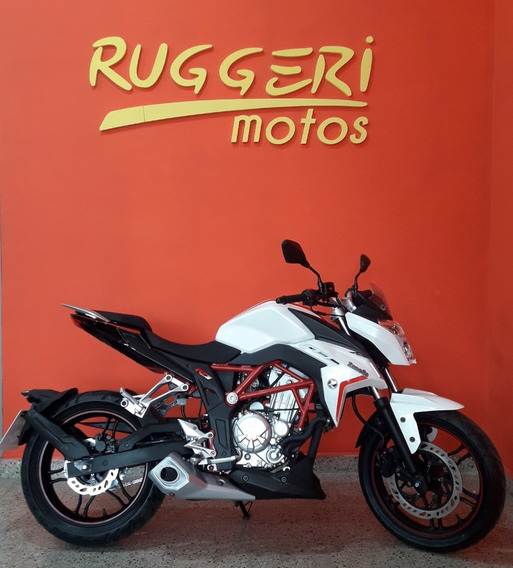 Zanella Rz3 0km Ruggeri Motos Entrega Inmediata