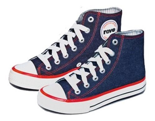 Zapatillas Calzados Rave Tela Jean