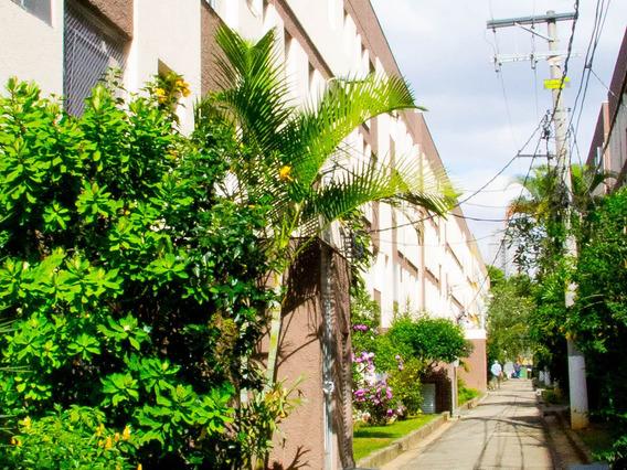 Apartamento Térreo No Condomínio Central Park Lapa São Paulo