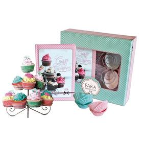 Cupcakes Doces Tentações Para Presentear