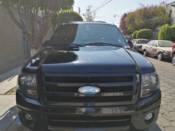 Ford Expedition 5.4 Limited V8 Pta Elec Tras 4x2 At 2008