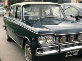 Fiat 1500 Original Impecable. De Colección!!!