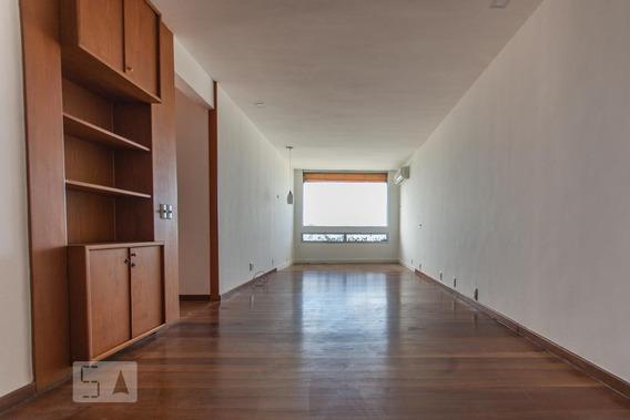 Apartamento Para Aluguel - Gávea, 3 Quartos, 105 - 893053867