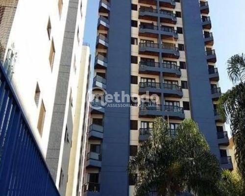 Apartamento Venda Mansões Santo Antônio Campinas Sp - Ap00404 - 68209225