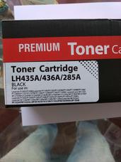 Toner Compatível Hp Lu 435/436/285