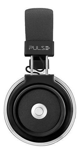 Fone De Ouvido Pulse Headphone Bluetooth Large Ph230 Preto