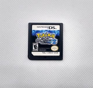 Pokemon Black 2 Original Nintendo Ds