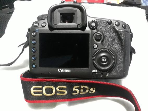 Câmera Canon 5ds Não É 5dsr
