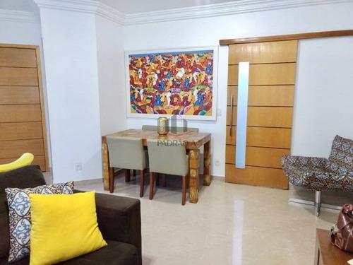 Apartamento Em Condomínio Padrão Para Venda No Tatuapé, 3 Suítes, 3 Vagas, 114 M2 - 1679