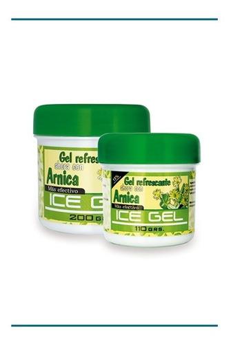 Ice Gel Arnica Refrescante X 110g Y X 200 - g a $14