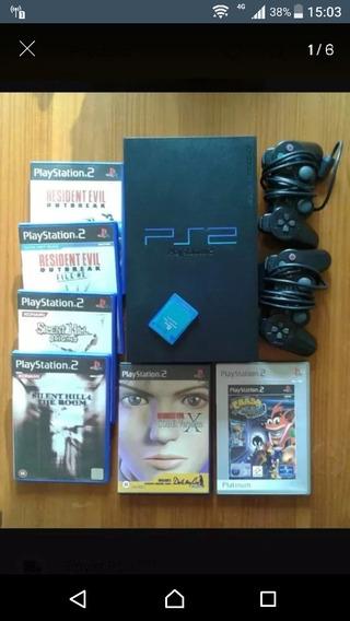 Playstation 2 Europeu