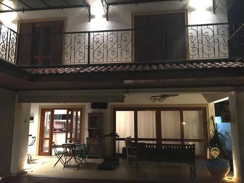Casa De Alto Padrão 3 Suítes À Venda, 330 M² - Condomínio Fechado Sunset Garden - Jacareí/sp - Ca1806