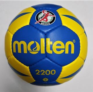Balon Handball Molten No.2 (kit 10 Pz)