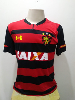 Camisa Sport Brasileiro 2018 - Max