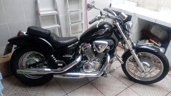 Shadow Vt 600c Preta Linda Linda Segundo Dono