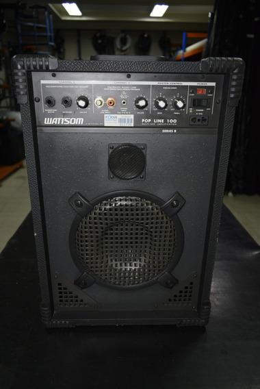 Vendo Caixas De Som Amplificadas Ciclotron Pop Line 100