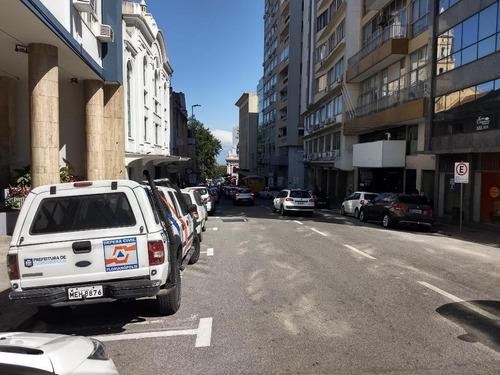 Imagem 1 de 12 de Excelente Ponto Comercial No Coração De Florianópolis - Lo0141