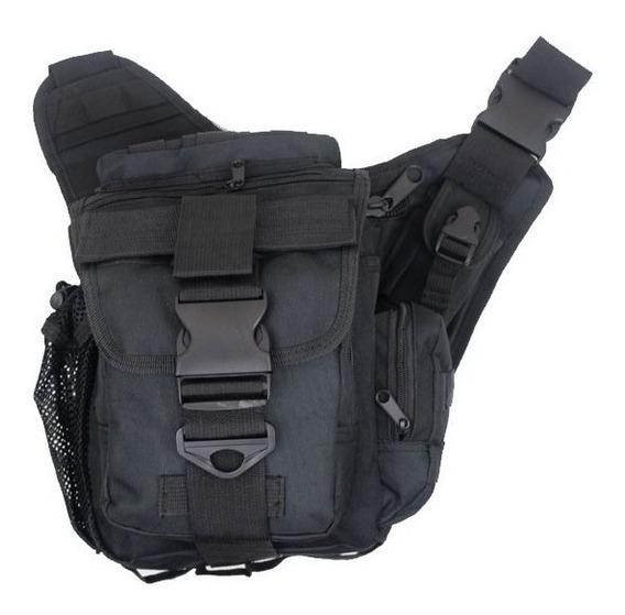 Morral Táctico Importado Eagle Claw 5.11 Push Bag Militar