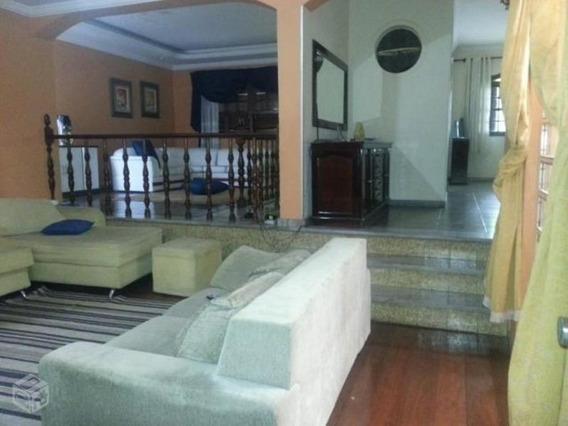 Casa Com 4 Quartos Para Comprar No Dona Clara Em Belo Horizonte/mg - 81