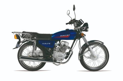 Baccio Classic 125 - Moped