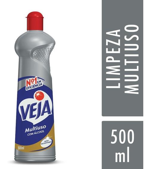 Veja Multiuso Bio-lcool Squeeze 500ml