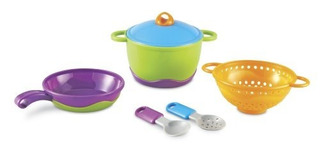 Recursos De Aprendizaje Ler9257 New Sprouts Cook It Playset
